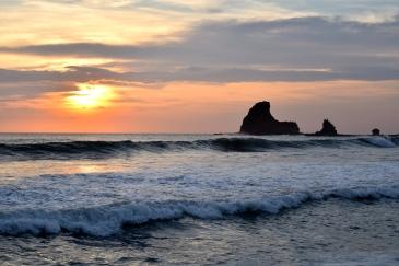 Playa Maderas Sunset